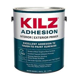 KILZ L211101 Adhesion High-Bonding Interior Latex Primer