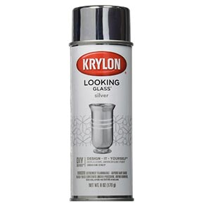 Krylon Looking Glass Silver Spray Paint