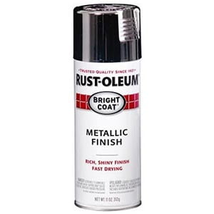 Rust-Oleum 7718830 7718-830 Metallic Chrome